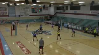 JV Volleyball vs. Bryant 9/11/18