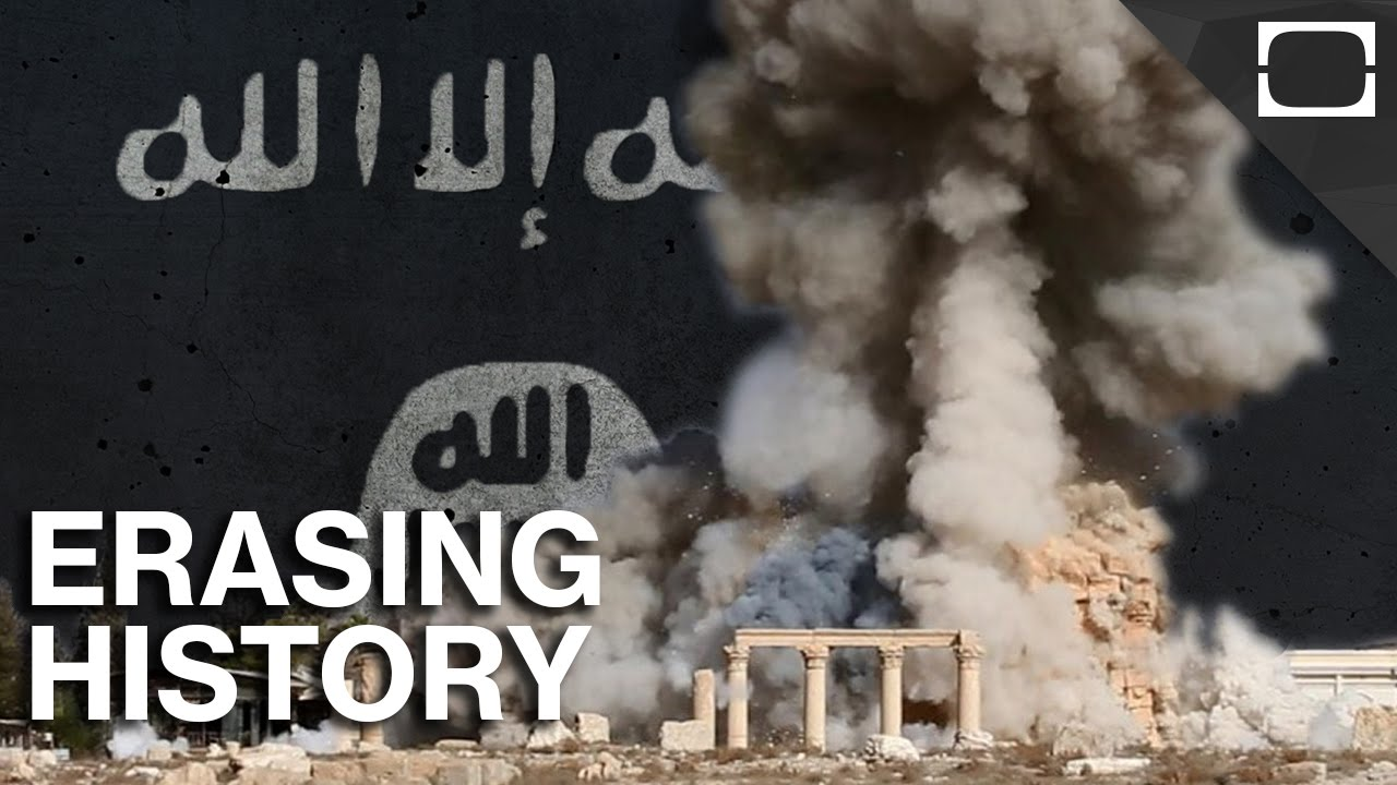 How Much History Has ISIS Destroyed? thumbnail