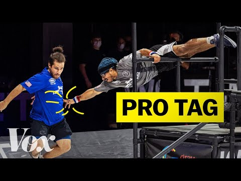 From Playground to a Professional Sport: the Evolution of Tag