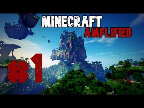 Duky / Nový začátek / Minecraft Amplified #1