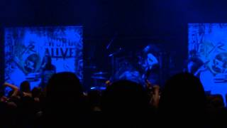 The Word Alive-Dragon Spell Live