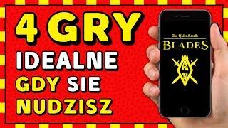 4 NOWE, KOZACKIE GRY na TELEFON 📱 (w tym: SKYRIM Mobile🔥)