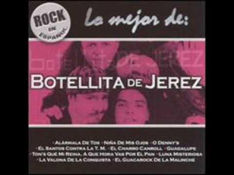 BOTELLITA DE JEREZ-LA BATICUMBIA