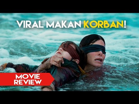 REVIEW FILM BIRD BOX (2018) NETFLIX Indonesia