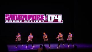 Basic Fives - Singapore Dance Delight Vol. 4 Finals (2013)