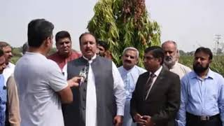 Interview: Malik Nauman  Langrial, Minister for Agriculture Punjab