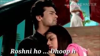 Love song Aasmani rang ho pyaar ki dhoop ho with lyrics Edit