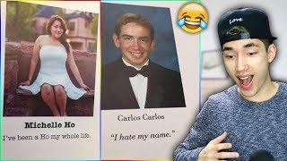 Funniest Senior Yearbook Quotes! (I Hope These Arent Yours)