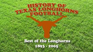 History Of Texas Longhorns Football