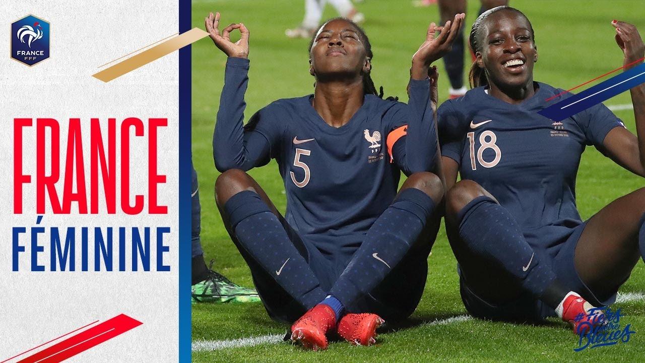 France-Estonie, 11-0 : joie et réactions I FFF 2021