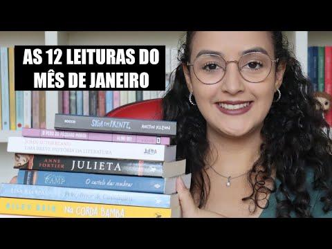 ? Livros lidos no mês de JANEIRO l 2021