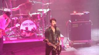 David Cook - Time Marches On