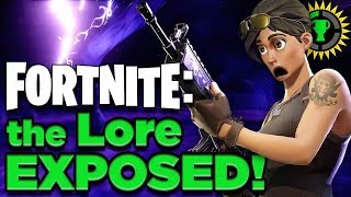 Game Theory: Did I Find Fortnite's SECRET Lore (Fortnite Battle Royale)