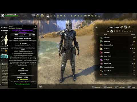 stamsorc gear options elder