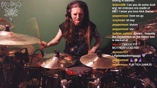 """Trivium - """"Rain"""" (Live Drum Cover)"""
