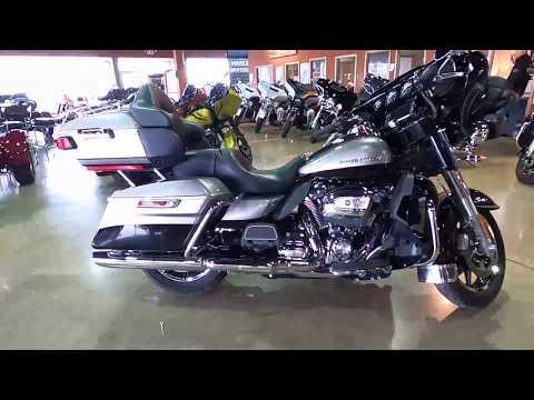 2017 Harley-Davidson Ultra Limited FLHTK