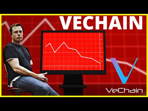 VeChain Hodlers GIVING UP? VET FUD And Sentiment At ALL TIME LOWS?
