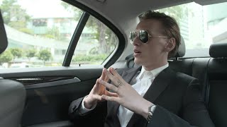 In The Hot Seat: 30 Quick Questions With Jamie Campbell Bower