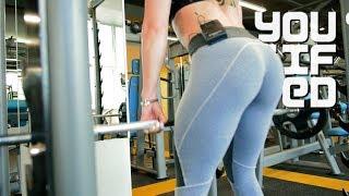 Быстрая тренировка для идеальных ног - Алеся Высоцкая