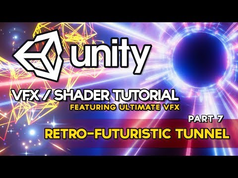 Unity VFX - Texture Sheet Animation Blending w/ Shaders