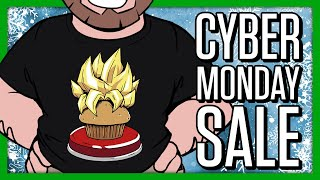 BLACK FRIDAY/CYBER MONDAY SALE! 2019 - TeamFourStar