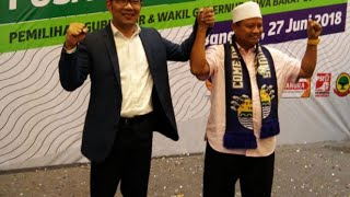 Hasil Rapat Pleno KPU: Ridwan Kamil - Uu Rhuzanul Unggul di Pilgub Jabar