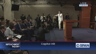 """House Speaker Nancy Pelosi: """"Don't mess with me when it comes to words like that."""""""
