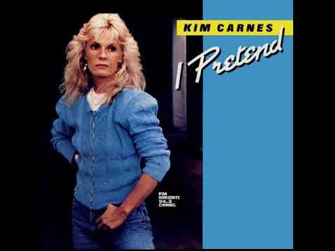Kim Carnes - I Pretend (LYRICS)