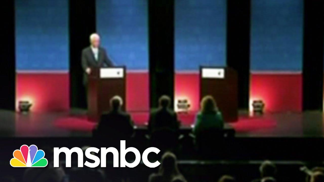 Rick Scott Refuses To Debate | msnbc thumbnail