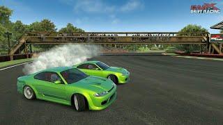 CarX Drift Racing - Парный дрифт