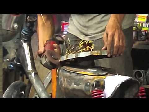 Video Honda Super Cub Restoration