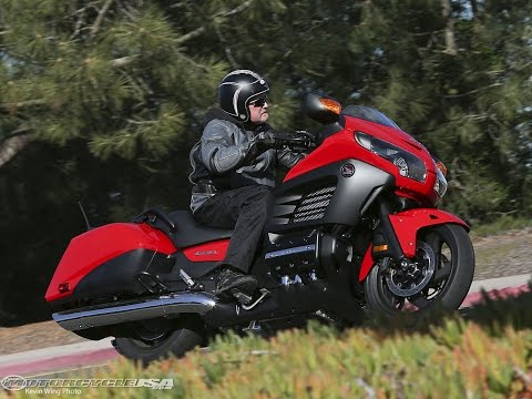 2013 Honda Gold Wing® F6B in Missoula, Montana