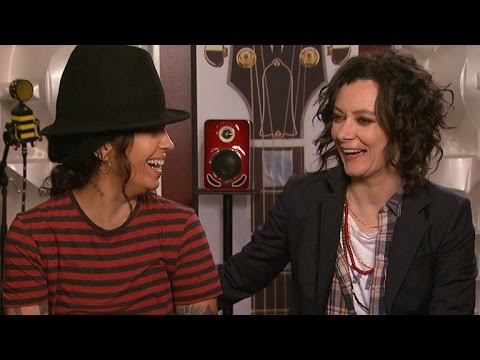 EXCLUSIVE: Linda Perry and Sara Gilbert Team Up With Their Kids for a Children's Album