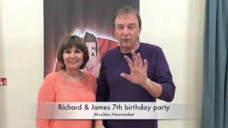 Richard & James 7th birthday party