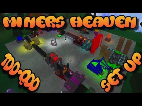 Miners Haven DD-tdD-qdD Set up