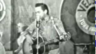 Johnny Cash - Pickin' Time, Big River  & I Was There