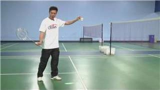 Badminton : Long Serve in Badminton
