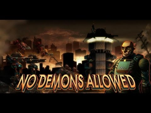 Video of No Demons Allowed HD : Defense