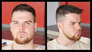 Mens Short Haircut Tutorial - Ryan Reynolds - TheSalonGuy