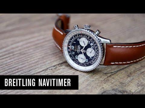Breitling Navitimer A23322 | Test | Review | Deutsch