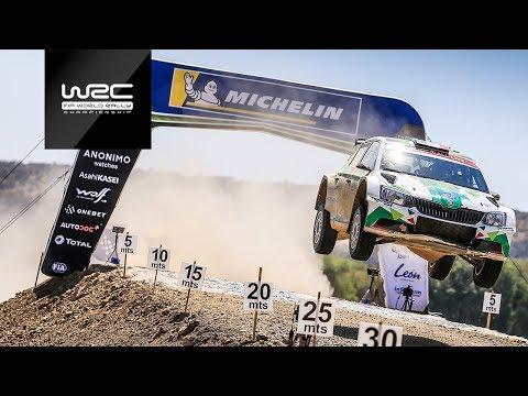 WRC 2 - Rally Guanajuato México 2019: Event Highlights
