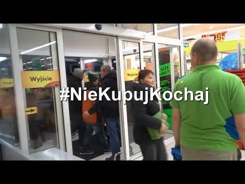 Spot pracowników Biedronki nt. niedziel z zakazem handlu