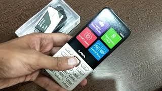 Lava Gem Keypad Mobile Unboxing & Quick Review