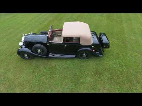 1937 Rolls Royce Hooper Phantom III