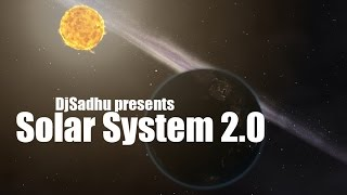 Solar System 2.0 - the helical model