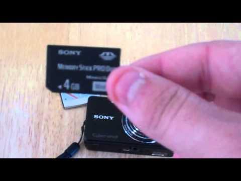 Sony Cyber Shot DSC W650 Review
