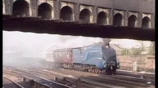 Mallard Fastest Steam Train Of All