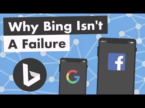 Why Bing Isn't a Failure (& the Future of the Internet)