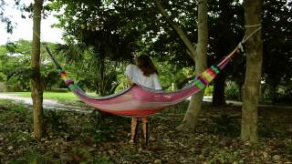 How To Hang A Hammock Between Two Trees