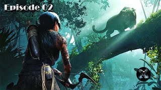 Shadow Of The Tomb Raider Episode 02 || PC Game Play || Full HD || Amazing Movie Game play ✔✔